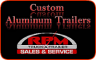 Custom Aluminum Trailers