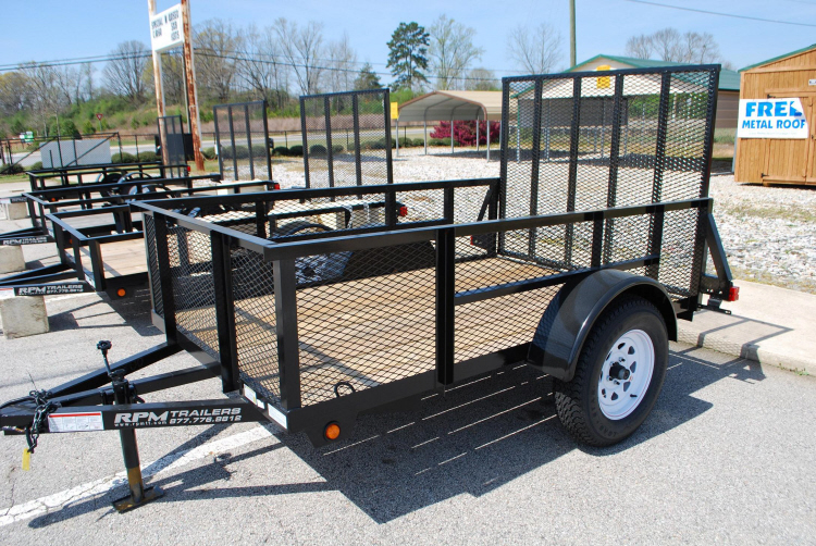 Utility Trailers For Sale Rpm Trailers Sales