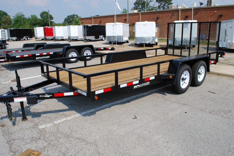Landscape Trailers For Sale