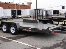 Open Car Trailers