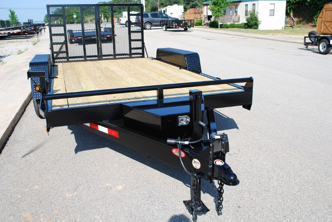 Heavy Duty Tractor Trailer : Heavy duty equipment trailers