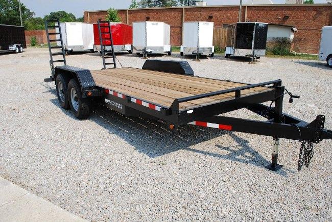 Heavy Duty Tractor Trailer : Heavy duty equipment trailers rpm trailer sales