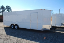 Car Trailer - Enclosed
