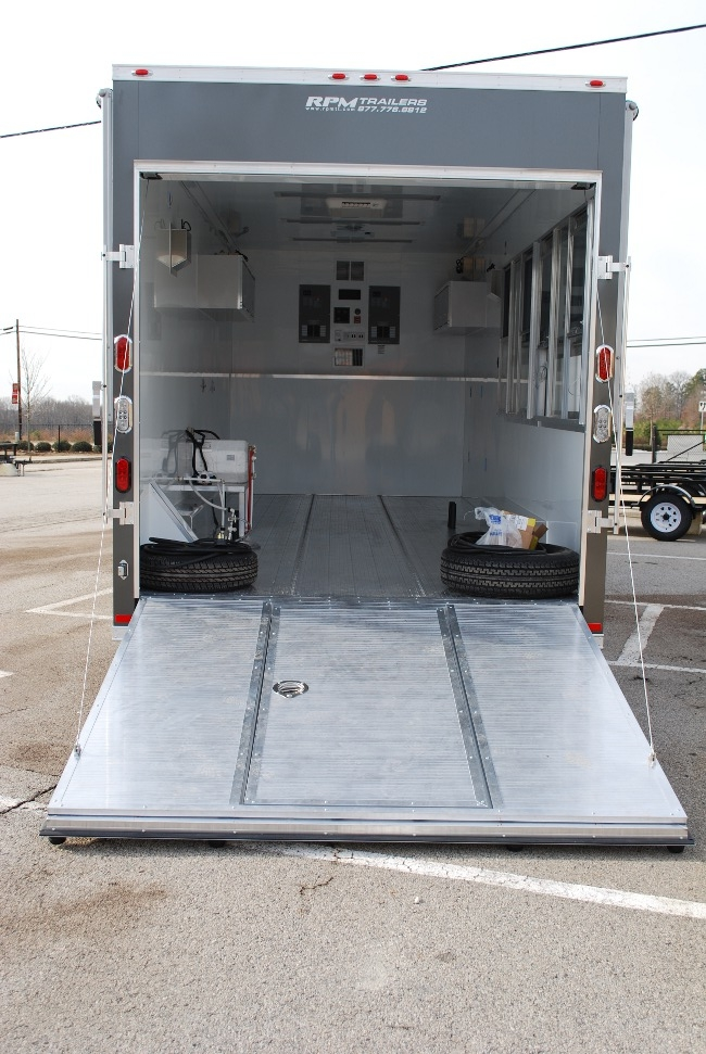 30 Custom Concession Trailer Custom Concession Amp Vending Trailers