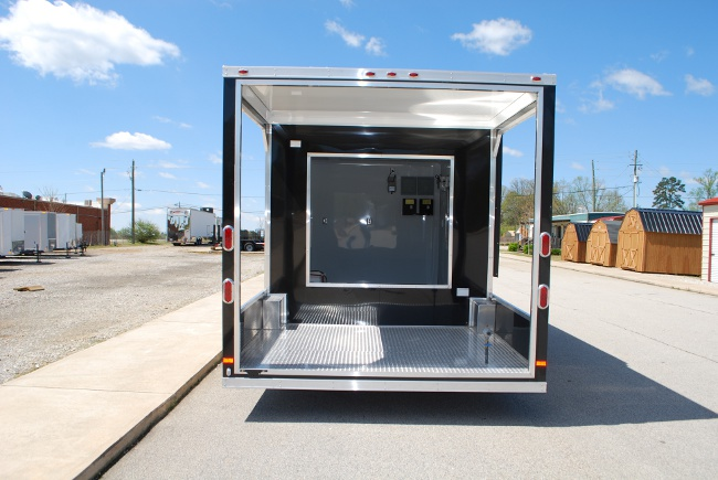 BBQ Concession Trailers | Custom Concession Trailers: Custom Catering ...