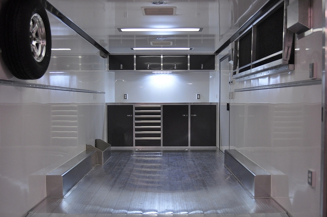 20 39 intech aluminum race trailer intech trailers for. Black Bedroom Furniture Sets. Home Design Ideas