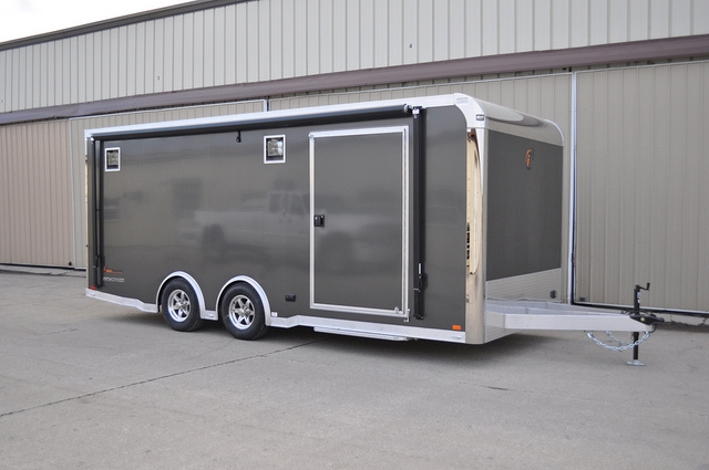 20 Intech Aluminum Race Trailer Intech Trailers For