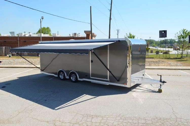 Race Car Trailer Awnings 28 Images Awning On A