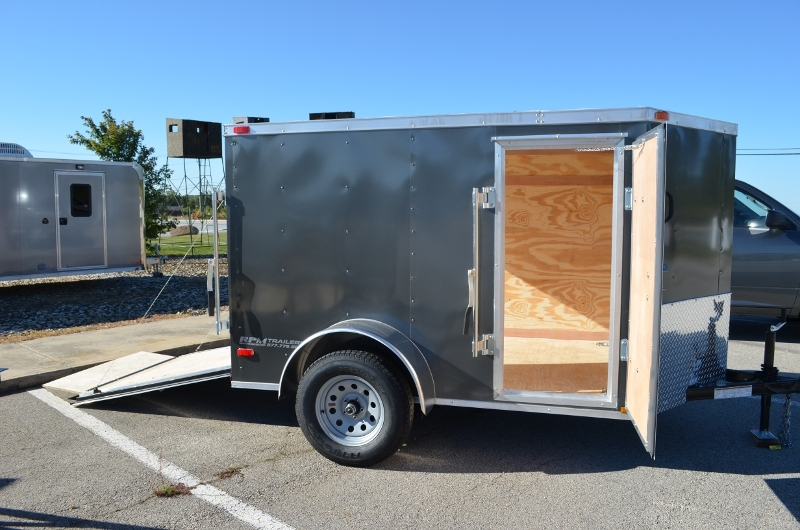 5 x 8 cargo trailers for sale rpm trailer sales. Black Bedroom Furniture Sets. Home Design Ideas