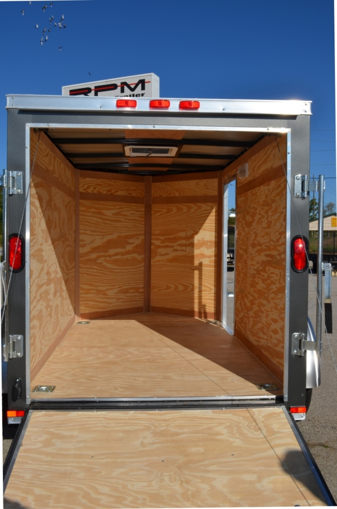 5 X 8 Cargo Trailers For Sale Rpm Trailer Sales