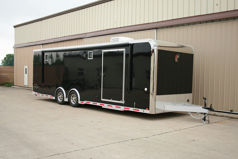 Foot Race Car Trailer