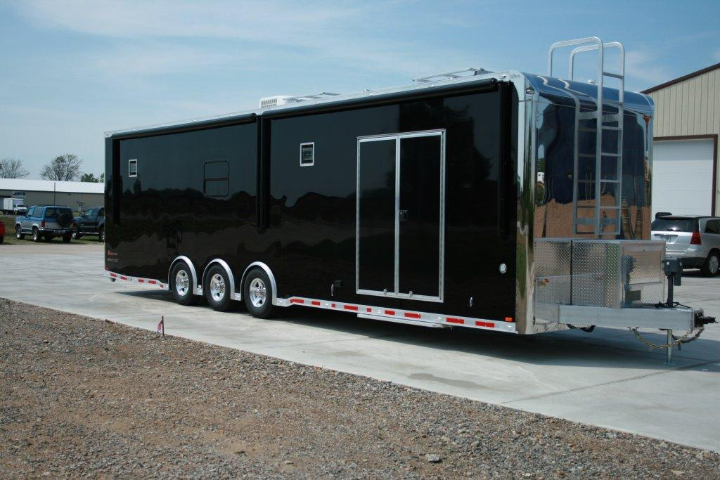 Intech Custom Aluminum Race Trailers For Sale Aluminum