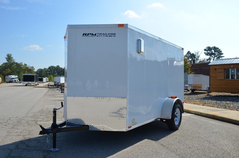 Cargo Trailers For Sale V Nose Trailers Enclosed