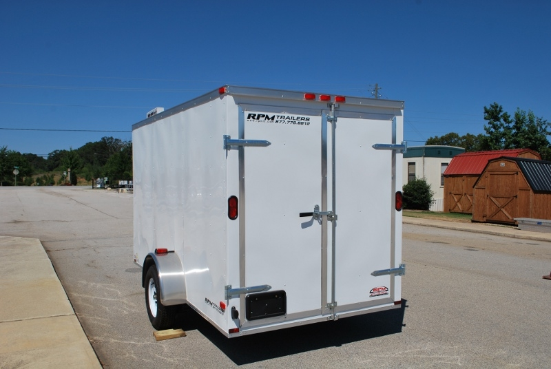 Cargo Trailers For Sale 6 X 12 Cargo Trailers V Nose