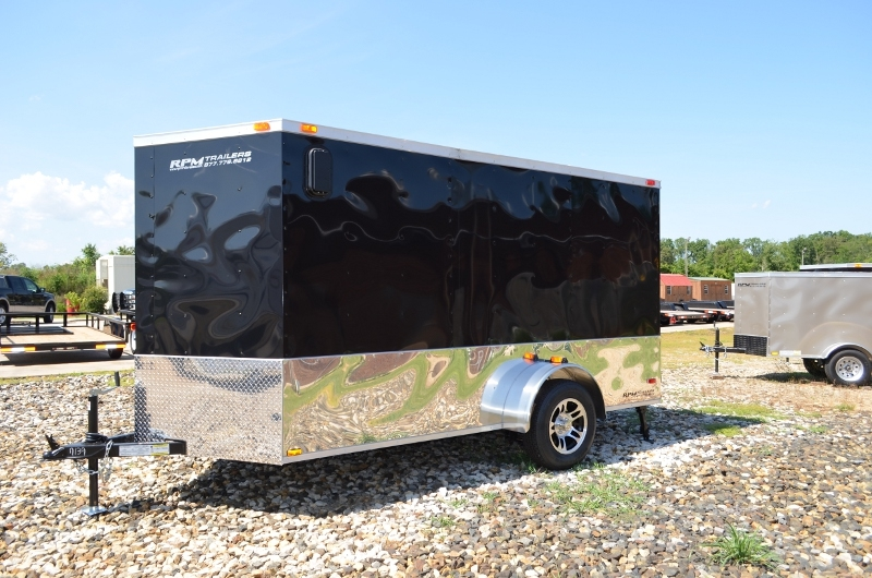 Motorcycle trailer enclosed trailers for sale rpm for Motor trailers for sale
