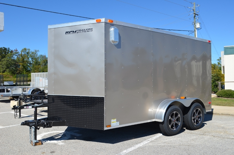 Custom Cargo Trailers Enclosed Trailers Trailers For