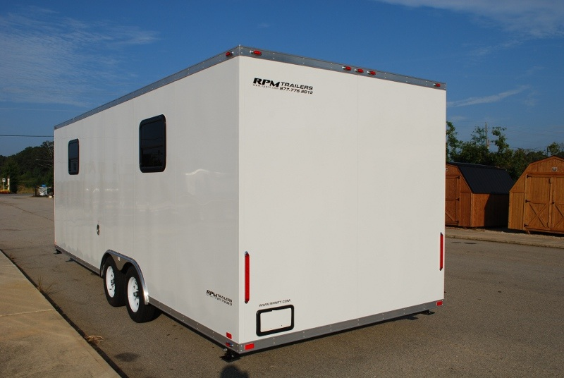 Modular Classroom Trailer : Mobile classroom trailer office trailers custom