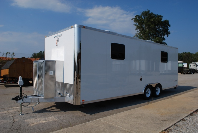 Mobile Classroom Trailer Mobile Office Trailers Custom
