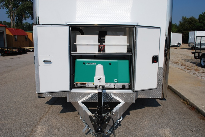 Mobile Classroom Trailer Mobile Office Trailers Custom Trailers For