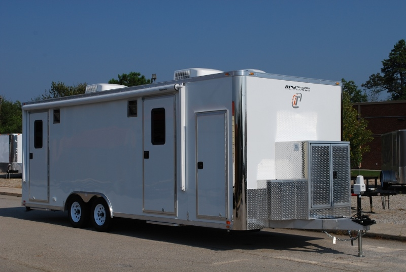 Modular Classroom Dimensions ~ Mobile classroom trailer office trailers custom