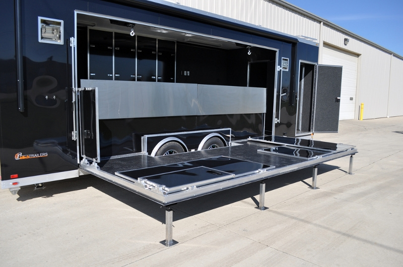 Mobile Stage - Mobile Staging | Custom Mobile Stage Trailers