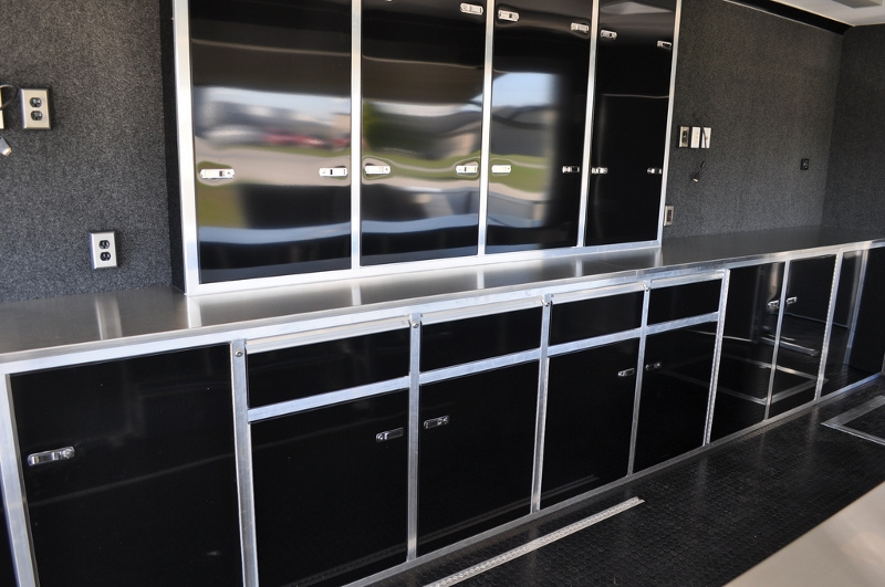 How to build a mobile stage trailer
