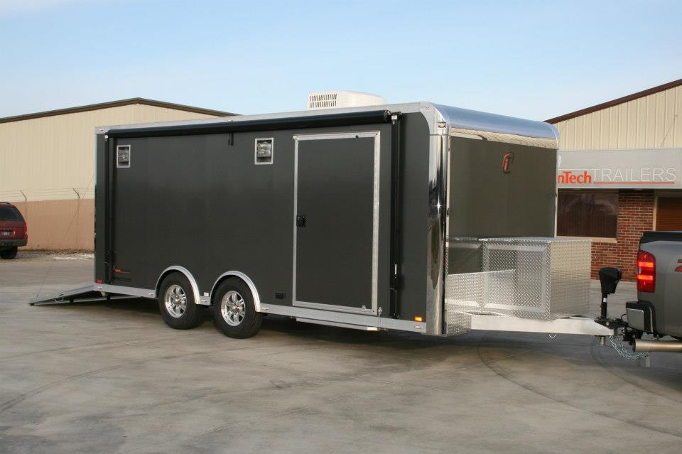 Enclosed Car Trailers | RPM Trailer Sales