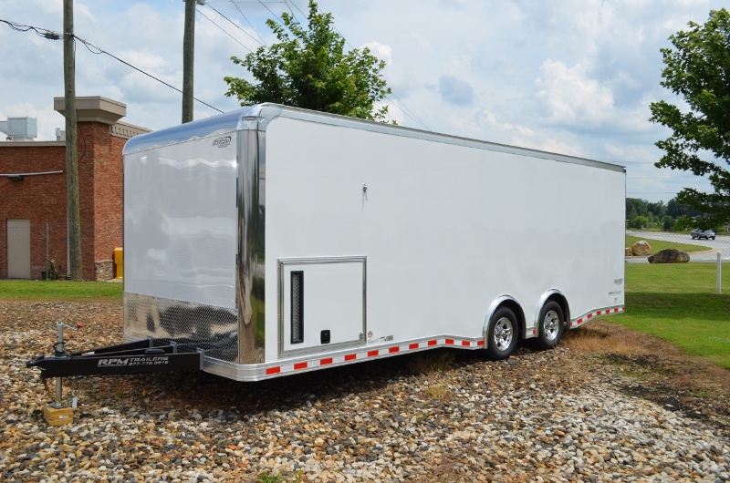 Enclosed Car Hauler For Sale >> Bravo ICON Race Car Trailers | Car Trailer for sale from Florida, Georgia, Indiana, to ...