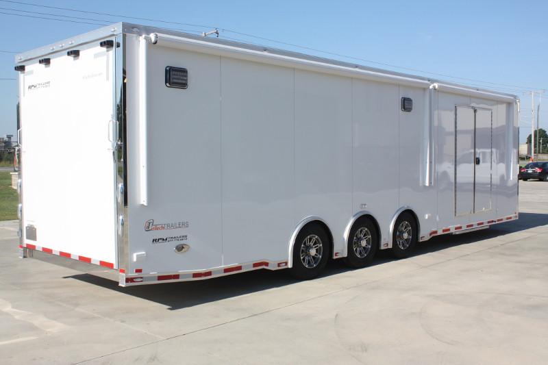 Race Car Trailer For Sale: 32' Aluminum Race Car Trailers