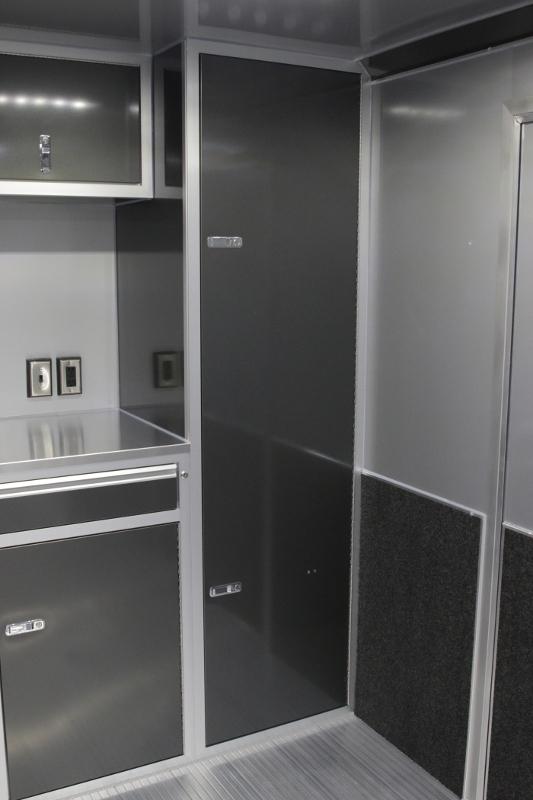Inspirational Aluminum Race Trailer Cabinets
