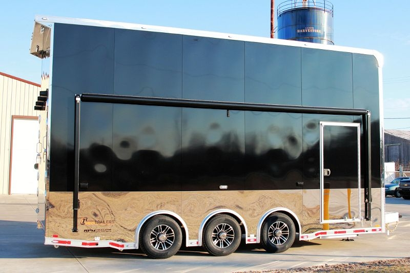 Used Enclosed Car Haulers For Sale In Texas