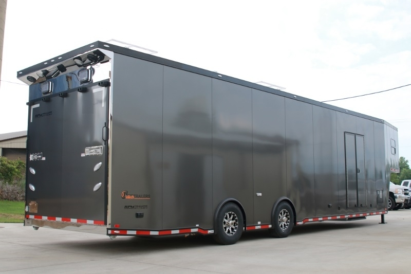 Used Enclosed Car Trailer For Sale In California
